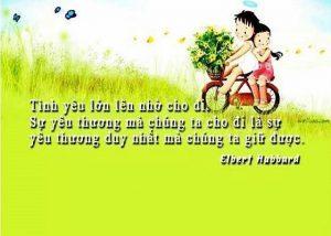 Câu nói ý nghĩa nhất của Elberi habbad