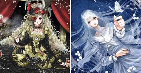 Bộ tranh 12 cô nàng cung hoàng đạo đẹp hơn hoa phong cách anime