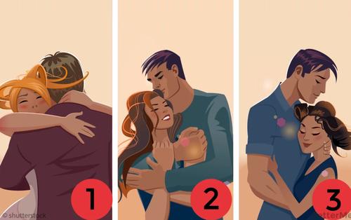 Trắc nghiệm: Chọn cặp đôi bạn thấy hạnh phúc nhất, bạn sẽ biết chuyện tình yêu của mình trong tương lai