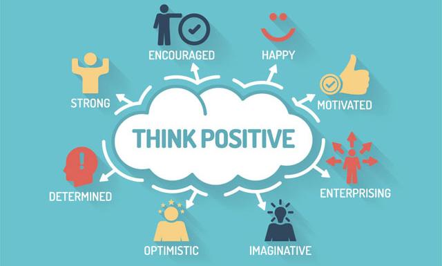 Suy nghĩ tích cực để thành công hơn