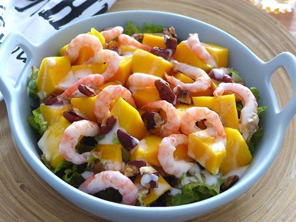 Có món salad siêu ngon tôi ăn mãi không chán, 7 ngày đã giảm 3cm vòng eo!
