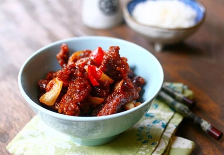 Bò xào Bắc Kinh