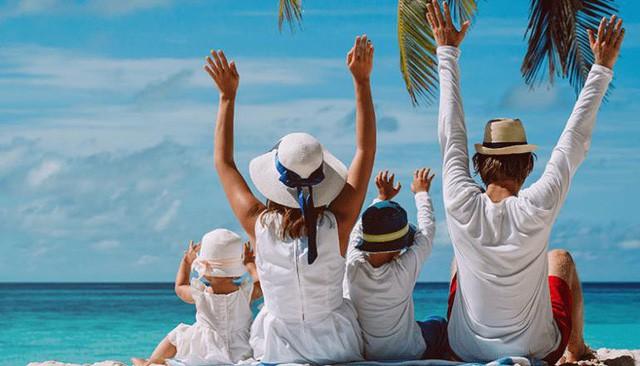 Vô vàn lợi ích khi cho trẻ em đi du lịch từ nhỏ