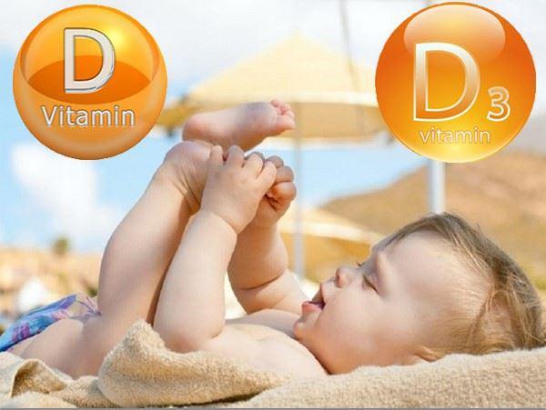 Bổ sung vitamin D cho trẻ sơ sinh bú sữa mẹ và bú bình đúng và đủ