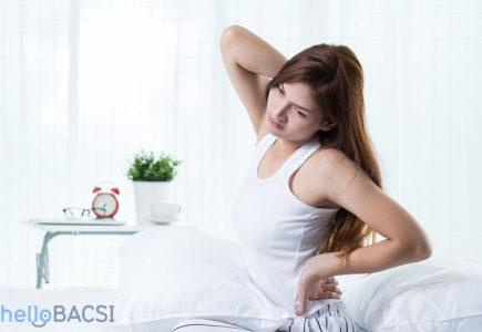 8 nguyên nhân gây đau lưng chủ yếu ở phụ nữ
