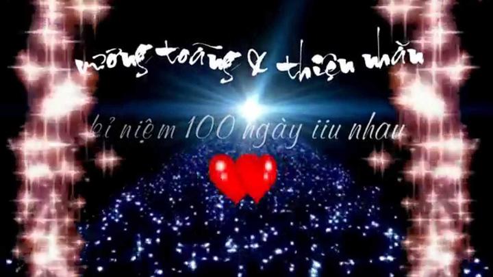 Ngọt ngào 100 ngày yêu nhau