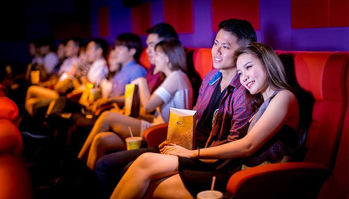 Hẹn hò nhau ở rạp chiếu phim
