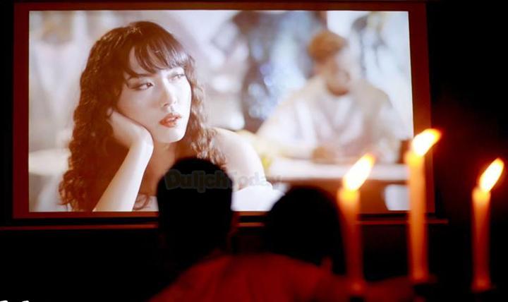 Hẹn hò tại rạp chiếu phim 3D