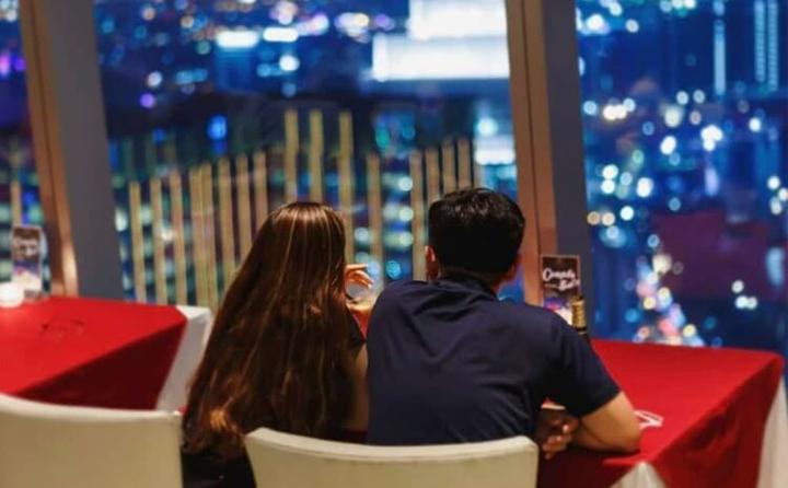 Quán Cafe nơi hẹn hò lý tưởng