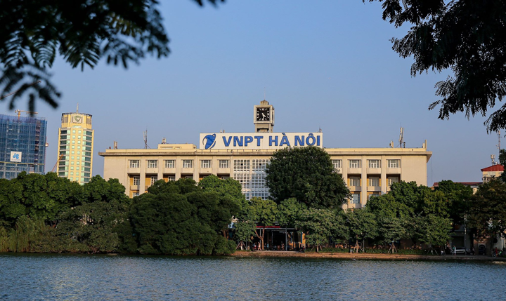 Bưu điện Hà Nội