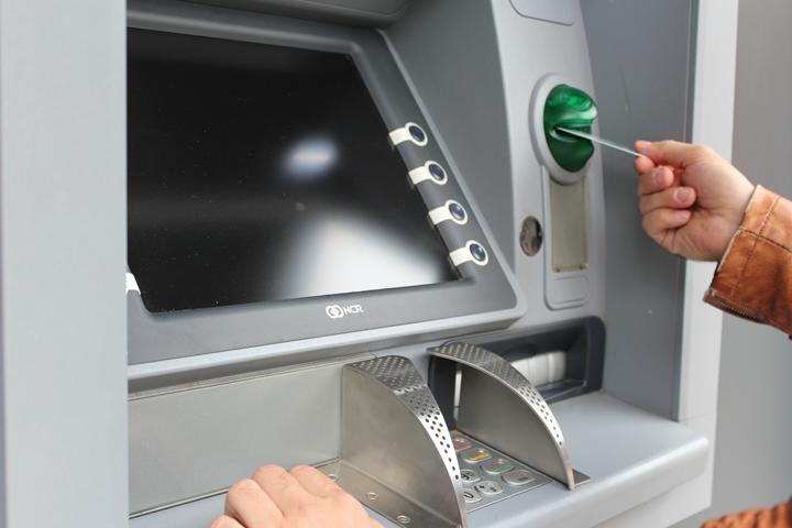Đối với cây ATM