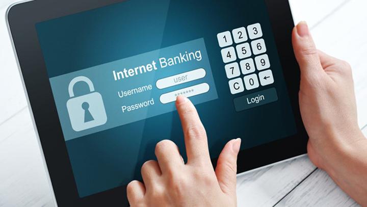 Đối với Internet Banking